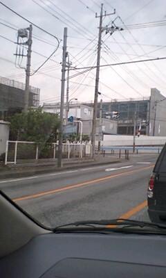 田名塩田交差点